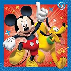 mickey mouse drink napkins mickey mouse supplies