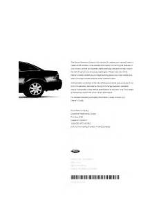 online service manuals 2006 ford five hundred electronic valve timing 2005 ford five hundred manuals