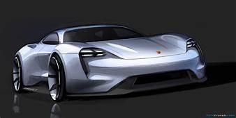 Design Story In Depth With The Porsche Mission E Concept