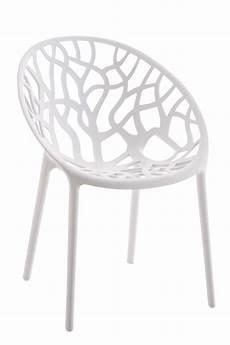 stuhl weiss design gartenstuhl kunststoff stapelstuhl bistrostuhl