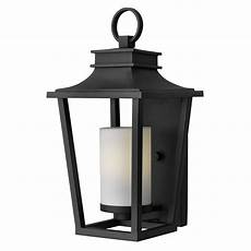 hinkley lighting sullivan 1 light outdoor wall lantern
