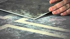 How To Install Linoleum Tile Squares On Existing Tiles