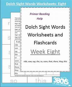 free dolch sight words worksheets free homeschool deals