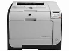 hp laserjet pro 400 color printer m451dn software and