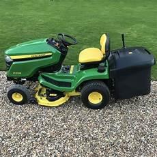 deere x305r garden tractor bertie green