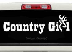 Vinyl Decals Country Girls And On Pinterest