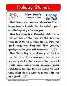 new year worksheets for grade 19410 reading comprehension worksheet new year s