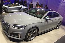 New Audi A5 Sportback Pricing And Specs Revealed Auto
