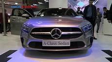 new 2020 mercedes a class sedan exterior interior