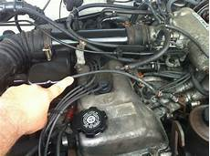 2009 Tacoma Fuel Filter Location by I A 4runner With A 2 7 Engine And Its Lacking Poewer