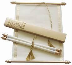 Scroll Wedding Invitations scroll wedding invitation wedding scrolls s865 ebay