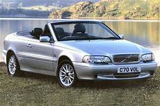 Volvo C70 Convertible 1999 2006 Used Car Review Car