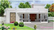 small kerala style house plans small house elevation with 3d rendering and 2d drawing