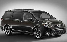 2019 Toyota Sienna Redesign Specs And Release Date Http