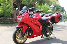 Modifikasi Motor 250 modifikasi motor 250 touring terbaru 2013