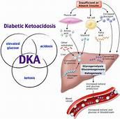 Hypophosphatemia Impairs ATP Production Causes DKA