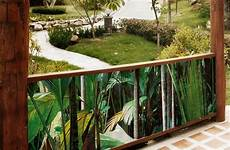 brise vue décoratif brise vue balcon d 233 coration ext 233 rieure de votre terrasse
