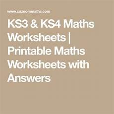 multiplication worksheets ks4 4464 ks3 ks4 maths worksheets printable maths worksheets with answers