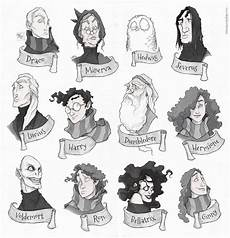 faces harry potter by ripplen on deviantart rom top