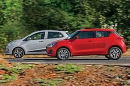 2018 Maruti Swift Vs Hyundai Grand I10 Comparison Review