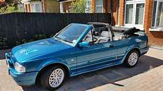 Ford Xr3i Cabriolet 1989 In Maidstone Kent