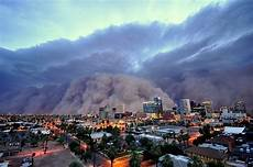 massive dust storm phoenix usa strange unexplained mysteries