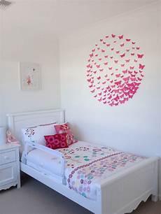 coole bastelideen für teenager i make 3d paper wall decorations to fix boring flat walls