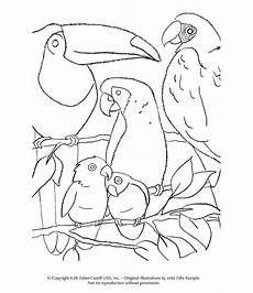 malvorlagen tiermotive tiermotive malvorlagen vogel