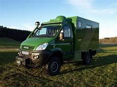 Iveco Daily 4x4 Cer Expedition