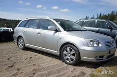 toyota avensis combi generation t25 2 0 d 4d manual 5 speed
