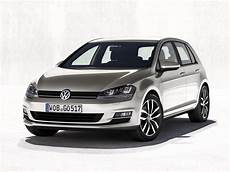 Volkswagen Golf Vii Fully Revealed In New Leaked Photos
