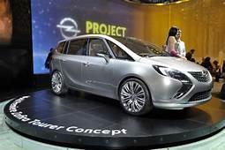 Vauxhall Zafira Tourer Concept Geneva 2011  HD Pictures