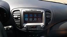 hyundai i10 radio navigatie multimedia 7 inch touchscreen