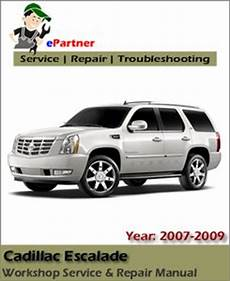 service repair manual free download 2006 cadillac escalade ext user handbook cadillac escalade factory service repair manual 2007 2009 automotive service repair manual