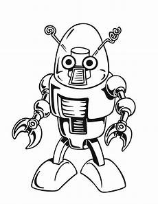 Malvorlagen Roboter Malvorlagen Fur Kinder Ausmalbilder Roboter Kostenlos