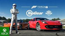 forza motorsport 7 gets new top gear car pack top speed