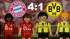 Playmobil Ausmalbilder Fussball Bayern M 220 Nchen Borussia Dortmund 4 1 Playmobil Fussball