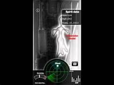 Ghost Observer Simulated Ghost Detector Radar Apps