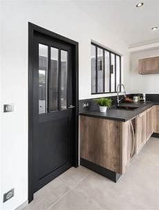 porte interieur grise porte d int 233 rieur style verri 232 re atelier rozi 200 re