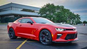 2018 Chevy Camaro SS 1LE Drivers Notes Quick Spin Review