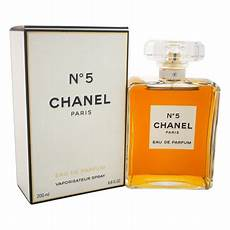 chanel no 5 by chanel for 6 8 oz edp spray