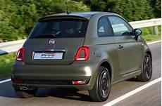 Fiat 500 S - 2016 fiat 500s launched autocar