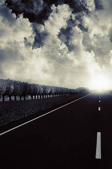 black and white road iphone wallpaper open road wallpaper free iphone wallpapers