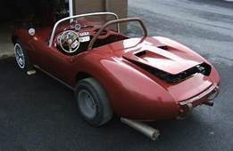 Early 60's Devin Corvair Special Project  Bring A Trailer