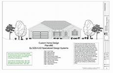free cad software for house plans cad software house plans emachineshop house plans 32130