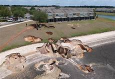 more sinkholes form at wynchase in ocala news ocala