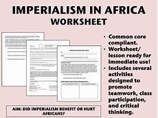 imperialism worksheet livinghealthybulletin