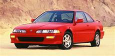 it s official acura s first cars are now classics