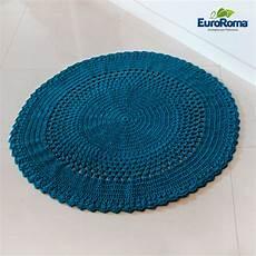 centro mesa euroroma tapete croche redondo tapetes em croch 234 tapete redondo de croche