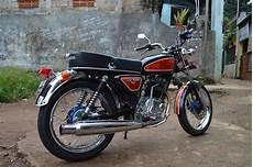 Modifikasi Gl 100 Klasik by 70 Gambar Modifikasi Honda Cb100 Klasik Antik Otomotif